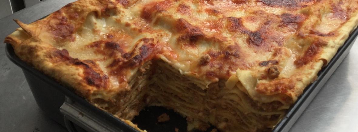 Service Traiteur Lasagne